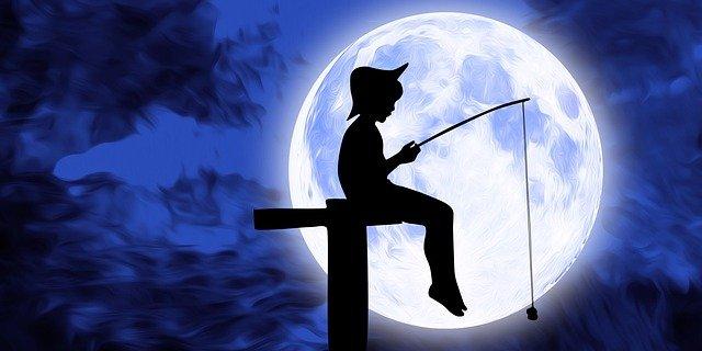Décima Rafael el pequeño pescador